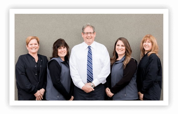Picture of the Oak Park Dental team - Salem Dentist